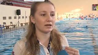 Во Владивостоке состоялось краевое первенство по синхронному плаванию