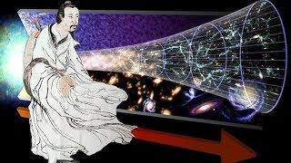 宇宙有多大?空間壹個套著壹個,列子道出世界萬物的真相