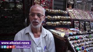'شارع المعز ' تاريخ إسلامى .. وسوق سياحى ينتظر التجار ازدهاره ..'فيديو وصور'