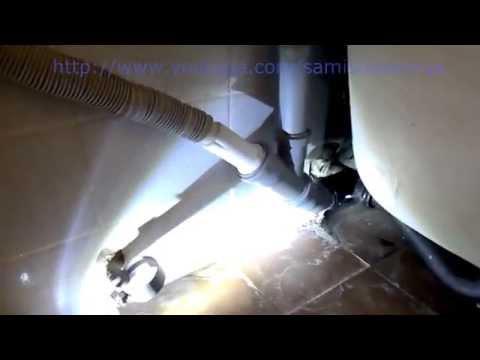 Шланг сливной стиральной машины- исправление халтурыиз YouTube · С высокой четкостью · Длительность: 2 мин19 с  · Просмотры: более 78000 · отправлено: 22.05.2015 · кем отправлено: Сами с усами - своими руками