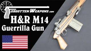 H&R's Experimental M14 Guerrilla Gun