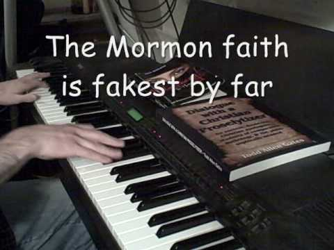 """The Fakest Faith By Far (to the tune of """"Swinging on a Star"""")--women's key"""