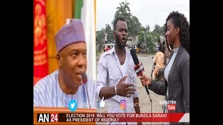 ELECTION 2019: WILL YOU VOTE FOR BUKOLA SARAKI AS PRESIDENT OF NIGERIA?