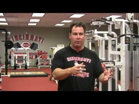 Baseball Conditioning with Cincinnati Reds Strength Coach Matt Krause