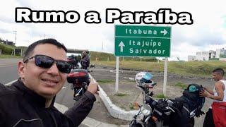 Viagem de moto pro nordeste SP x João Pessoa- PB (Vídeo completo)