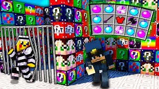 UNSTERBLICHE OP RÜSTUNG IM LUCKY HIDE AND SEEK BATTLE