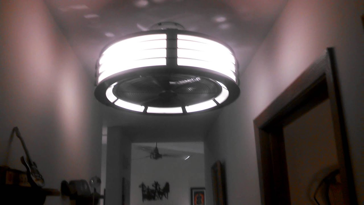 Fanimation Beckwith Ceiling Fan Temporary Installation In