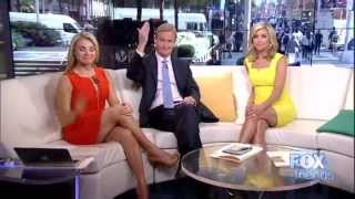 Heather Nauert & Ainsley Earhardt ATSS 6/3/14