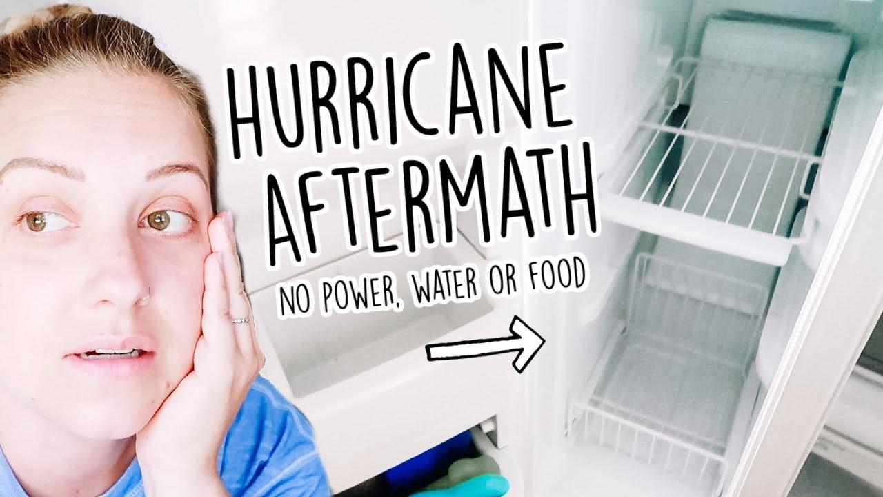 We're Struggling (Hurricane Aftermath) 26 Weeks Pregnant
