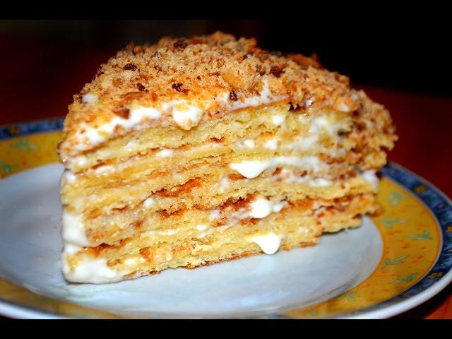 Торт сметанный (82 рецепта с фото) - рецепты с фотографиями на Поварёнок. ру 94
