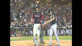 South Team - Ian Gac's ninth inning two-run RBI single