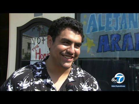 Ellen K - Pomona Parade Is Set For American Idol Contestant Alejandro Aranda