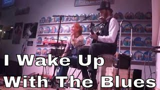 I Wake Up with the Blues - Chris Rodrigues & Abby the Spoon Lady (WDVX Blue Plate)