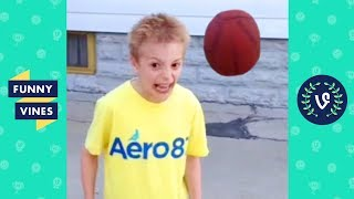 TRY NOT TO LAUGH CHALLENGE | The Best Funny Vines Videos of All Time C