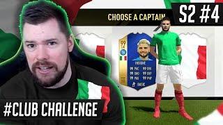 THE ITALIAN NATIONAL TEAM DRAFT CHALLENGE!! - FIFA 17