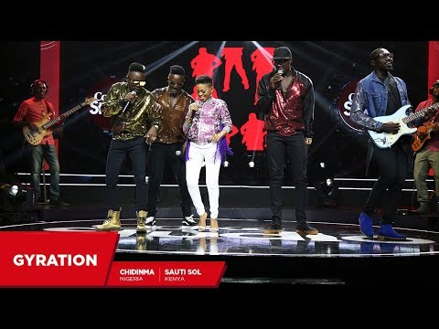 "[VIDEO]: Sauti Sol, Chidinma and Masterkraft – ""Gyration"""