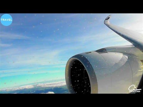 FINNAIR A350-900XWB Stunning Landing at Helsinki Vantaa!