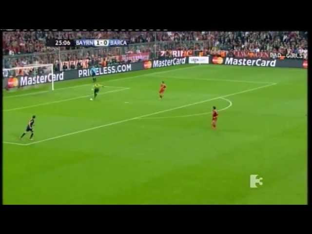 d5bfd614ec1 Bayern thrash Barca in semi-final first leg thanks to these goals