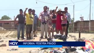 Piura: Dren Sullana podría ser limpiado recién en el mes de julio