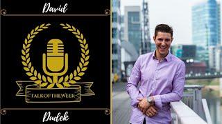 Vom Rad-Profi zum Network Marketing Experten! - TOP-Experte David Dudek TalkOfTheWeek #40