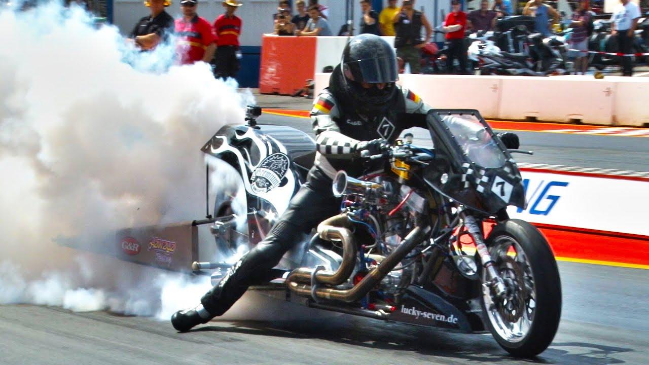 Drag Racing Burnout Highlights Public Race Days 2013
