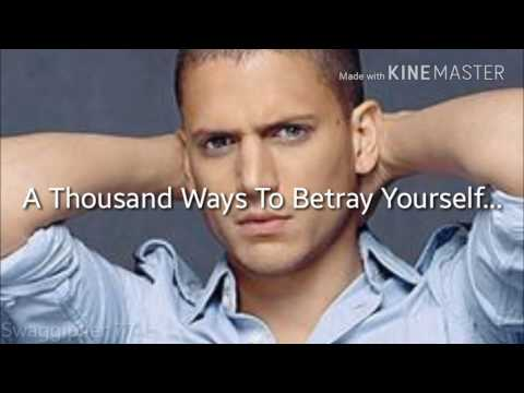 Motivational Words That Wentworth Miller Has Said.
