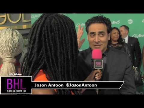 Jason Antoon speaks on the similarities between him and his character in TNT's Claws