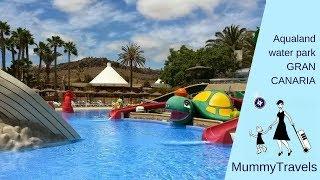 Aqualand water park, Gran Canaria