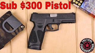 Taurus G3 Best Budget Pistol Well Over 1k But Did It Break?
