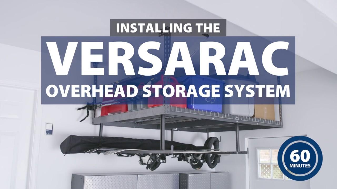 Garage Versarac Installation You