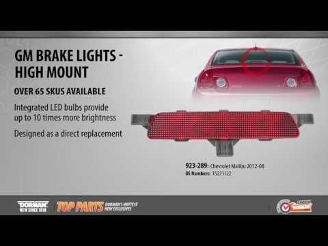 Dorman 923-289 Chevrolet Malibu Center High Mount Stop Light
