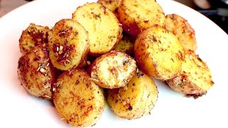 Batatas Incrivelmente Deliciosas Sem Fritar