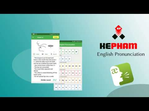 English Pronunciation - Apps on Google Play