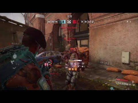 DIVISION 2 TU5 CONFLICT PVP Highlights #1