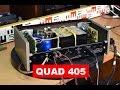 QUAD 405 Top Stereo Vintage Power Amplifier - Endstufe - The Best Amplifiers Top Ten