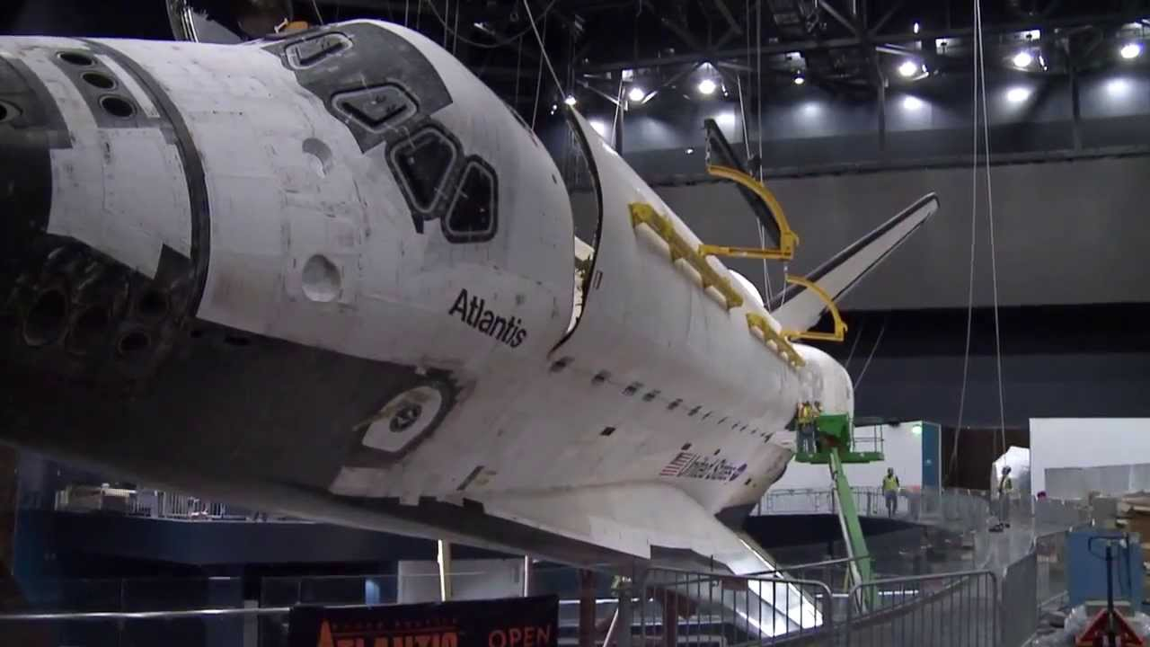 space shuttle nose - photo #24