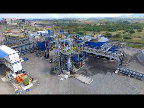 Outotec HIGmill – Energy efficient fine grinding