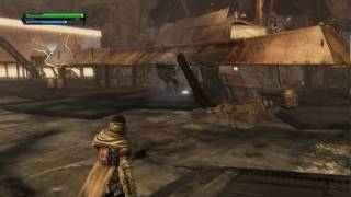 Star Wars The Force Unleashed: Ultimate Sith Edition Gameplay #4 (PC HD)