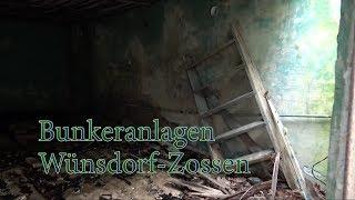 Lost Places - Bunkeranlagen Wünsdorf-Zossen