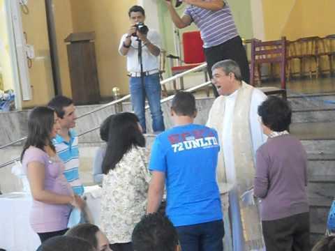 Batizado de Rafael Mecchi