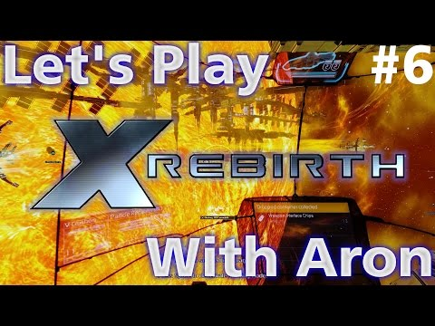 X Rebirth - Part 6 Marine Boarding Party