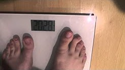 A week on MIRACLE DIET PILLS day 1