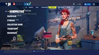 How to get and use the perk up system in fortnite save the world