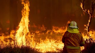 Two Emergency Warning Fires Burn In Nsw