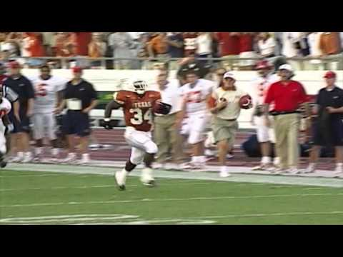 Ricky Williams NFF College Football Hall of Fame highlights [Jan. 9, 2015]