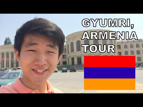 Armenia Travel Guide - Gyumri