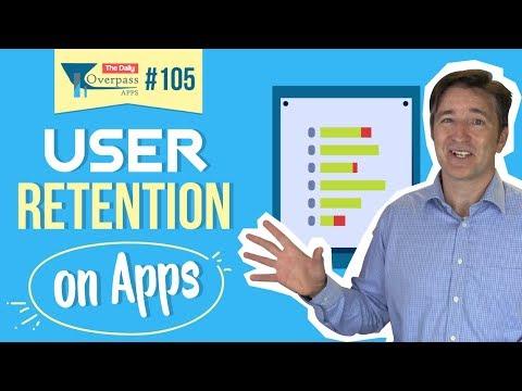 User Retention On Apps