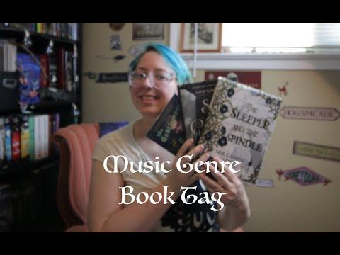 Music Genre Book Tag
