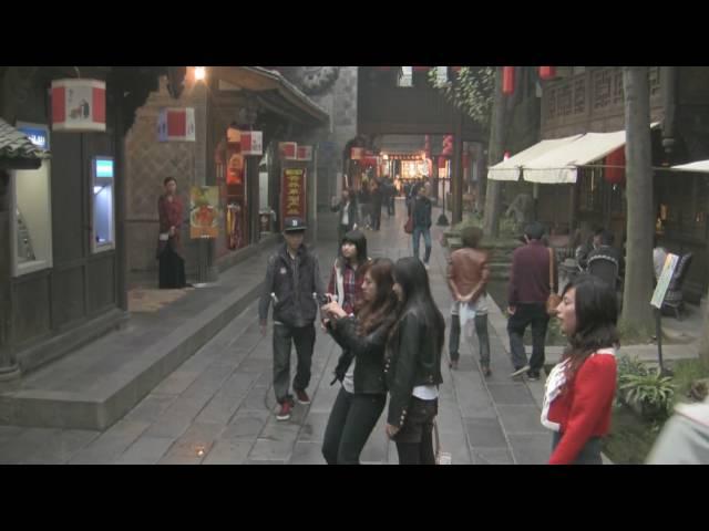 Wuhou Memorial Temple and Jinli Street - Chengdu