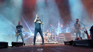 Dierks Bently & Brothers Osbourne *Burning Man*  Pittsburgh - Mountain High Tour 6/15/18 Video